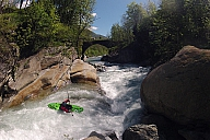 Il fiume: canoa, rafting, kayak